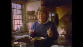 Barbara Bel Geddes 1986 Campbell's Soup Commercial