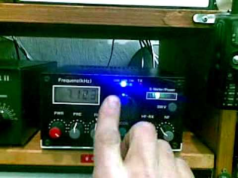 QRP KNE 99 TEST AUDIO