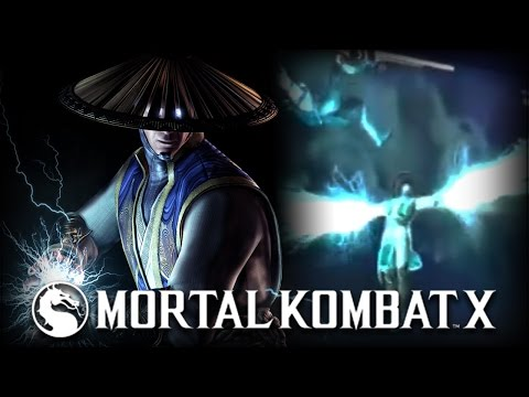 Mortal Kombat X: Different X-Rays For Different Variations?!