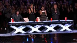 Freckled Sky  Howard Stern Hits Golden Buzzer for Dance Duo   America