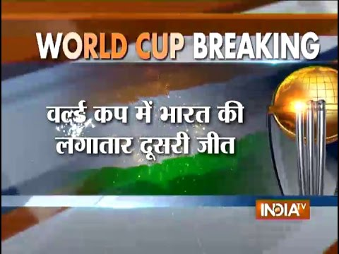 ICC Cricket World Cup 2015: First Time India Beat South Africa in Cricket World Cup - India TV