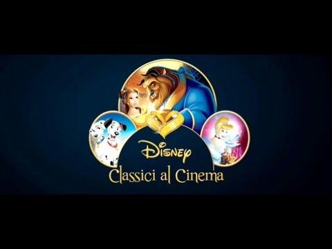 La Carica dei 101 – La Bella e la Bestia – Cenerentola – Al Cinema in 3D