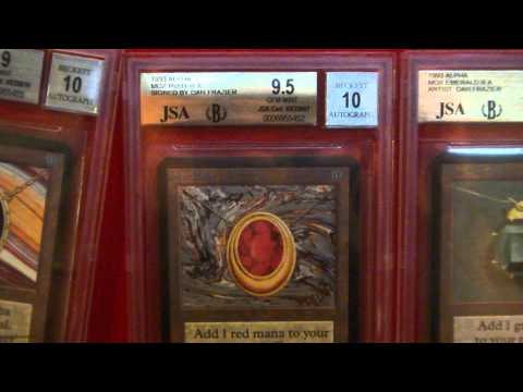 Vintage Magic Reviews | ALL Five Moxen for Alpha Magic: The Gathering Set