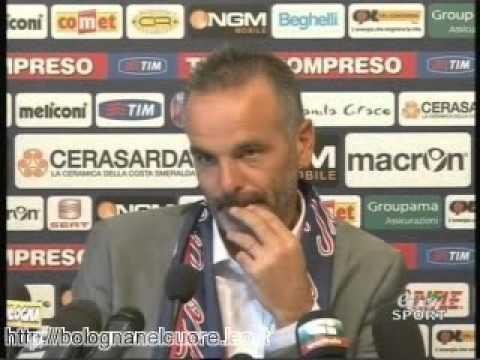 Bologna FC 1909 05/10/2011 Presentazione di Stefano Pioli