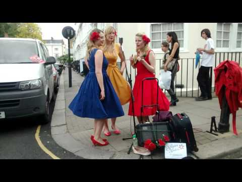 The sugar sisters- Notting Hill, London