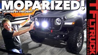 Top 10 Coolest Mods for the 2020 Jeep Gladiator Truck!