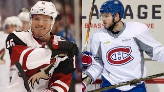 Breaking down Max Domi for Alex Galchenyuk trade on HC at Noon