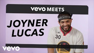 Joyner Lucas - Vevo Meets: Joyner Lucas