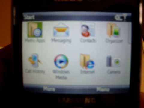 Metro PCS NEW Samsung Code SCH-I220 - Windows Mobile 6.1