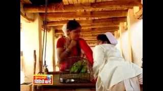 Marathi Song - Chhan Mulgi - Tera Bhavishya - Nauvari Cha Nakhara - Marathi Video Song