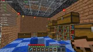 Как клонировать вещи в Minecraft 1.2.5. How to duplicate items in Minecraft 1.2.5