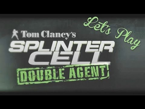 Let's Play: Splinter Cell Double Agent - Smashpipe Games Video