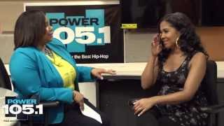 "Angela Yee Exclusive Interview With WMDSF Magazine ""MUST SEE"""