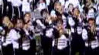 Beer Barrel Polka - WMU Marching Band Style