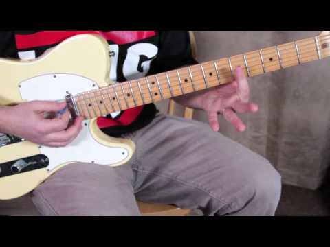 0 Nirvana Guitar Lesson   Territorial Pissings   Super Easy Rock Guitar Lessons Kurt Cobain