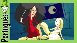 Rapunzel - História de Ninar (BR.BedtimeStory.TV)