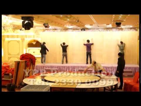 Stage Setup Design Stage Backdrop Design And