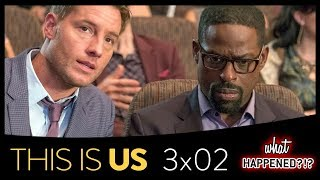 THIS IS US 3x02 - Life After Jack & Randall's Struggle - 3x03 Promo