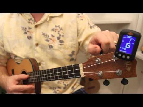 Тюнеры для настройки гитары