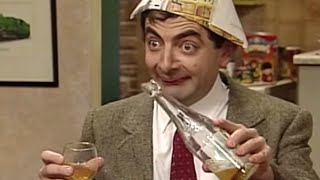 Mr. Bean - New Years Eve Party