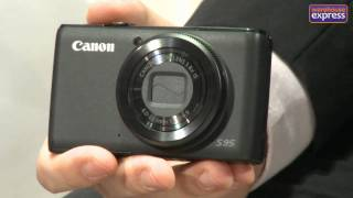The Canon PowerShot S95 and G12 - Photokina 2010 with Warehouse Express