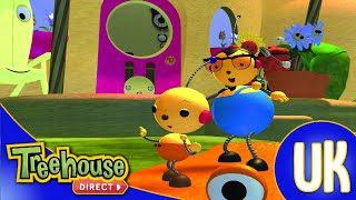 Rolie Polie Olie - 20 - Where O Where Did Olie Go? / Gone Dog-Gone Dog / A Chip Off The Old Orb
