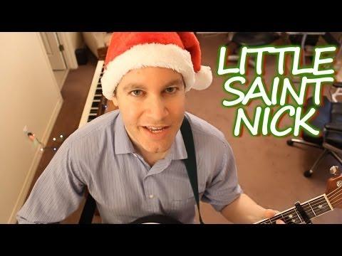 LITTLE SAINT NICK - Beach Boys cover