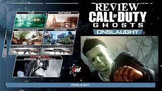 Ouslaught Primer Pack de Mapas Call Of Duty Ghost: Primera Impresion y analisis