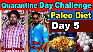 Paleo Diet Quarantine Day Challenge Day 5 (Weight Loss Tips)