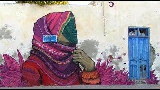 """أنا الشاهد """"حلقة 144"""": شوارع جزيرة جربة تتحول إلى معرض فني مفتوح"""
