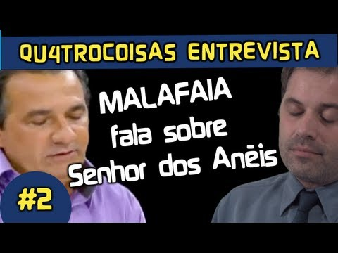 SILAS MALAFAIA - QU4TRO COISAS ENTREVISTA #2