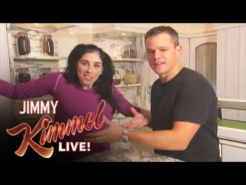 F*#ing Matt Damon video