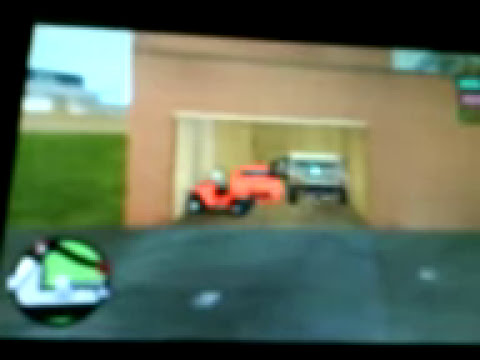 Secreto GTA VCS (PSP)