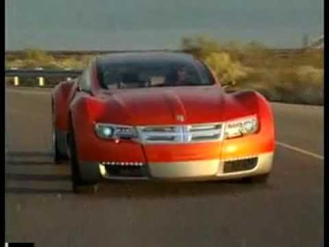 2008 Dodge Zeo Concept. ELECTRIC CAR Dodge ZEO Li-ion