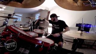 ONE DAY WAITING John L Zambito - Deadly Voices (Drum-Cam)