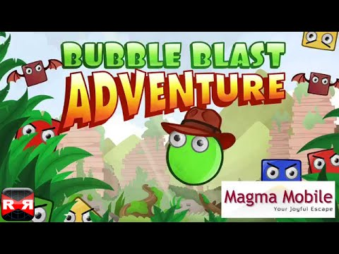 Bubble Blast Adventure (By Magma Mobile) - iOS - iPhoneiPadiPod Touch Gameplay