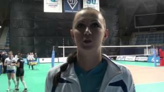 Interview with Valeriya Goncharova