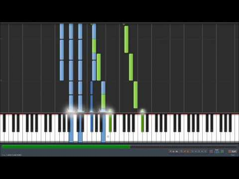 Skyrim Theme Piano Trutorial HD
