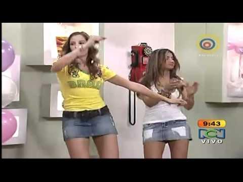 Laura Acuña & Jessica Cediel en sexy