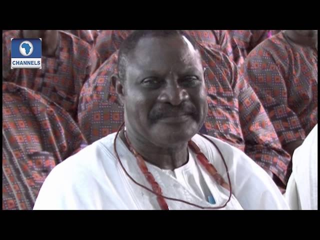 Metrofile: Abiodun Okanlawon Weds Abidemi Akale