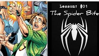 """Spider-Man Training Tutorial: Lesson #1 """"The Spider Bite"""" (Ft.TstunningSpidey)"""