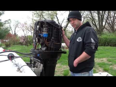 How to Link and Sync Mercury 1150 Inline 6