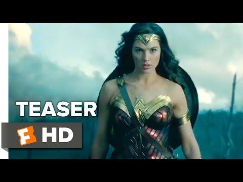 "Wonder Woman Teaser (2017)   ""Gotham""   Movieclips Trailers"