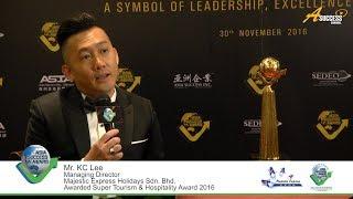 succes award 2016