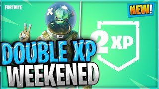 2XP weekend and Season 5 start date Upcoming ?Fly Explosives? LTM // Fortnite Battle Royale