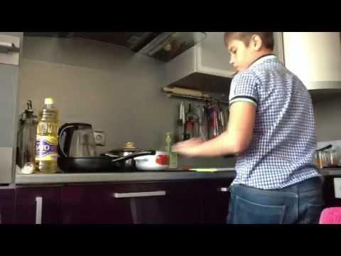 Готовим сосиски необычным способом