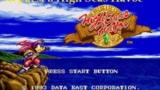 Играем в High Seas Havoc [HD]