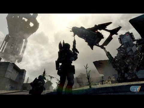 TitanFall - Ride the Wave E3 2013