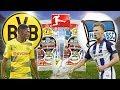 Borussia Dortmund VS Hertha BSC Berlin Bundesliga Orakel 26.08.2017 2:0