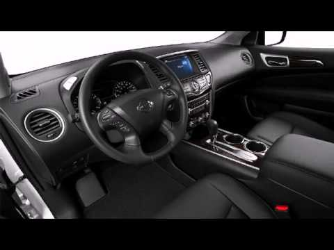 2014 Nissan Pathfinder Video